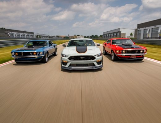 Welcome The 2021 Ford Mustang Mach 1 | La Grange Ford In La Grange, TX