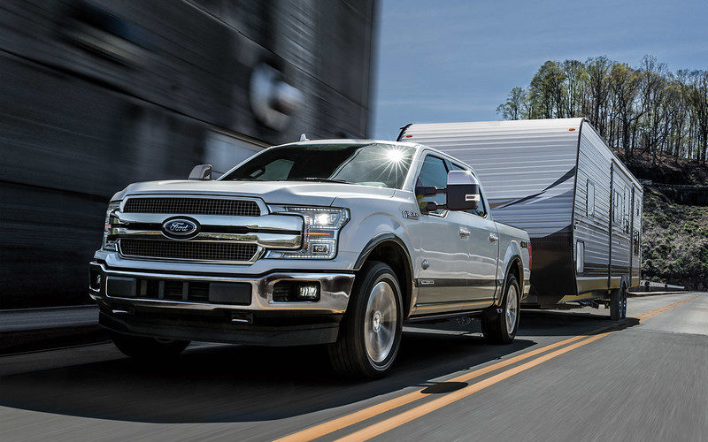 2021 F-150 Wins Best In Class Towing Capacity | La Grange Ford | La Grange, TX